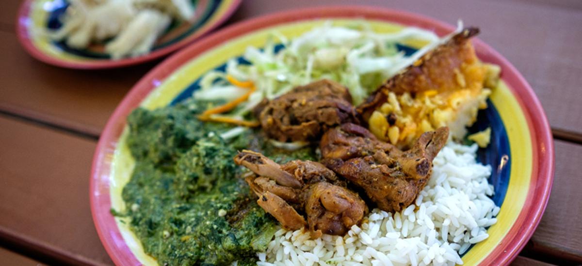 Caribbean Catering: Tassa Caribbean Restaurant
